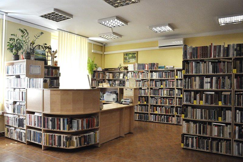 Z bibliotecznej półki